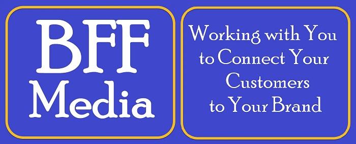 BFF Media Logo words